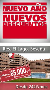 Nuevo precio de 65.000 € (febrero 2012).