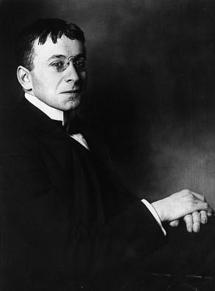 Karl Kraus, fundador de 'La Antorcha'.