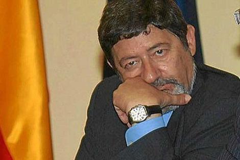 El ex director general de Trabajo Javier Guerrero, en una imagen de archivo. | EM
