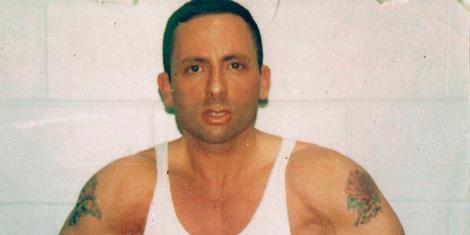 Ferrante, durante su estancia en la cárcel.