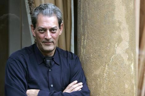 El escritor estadounidense Paul Auster.   Eloy Alonso