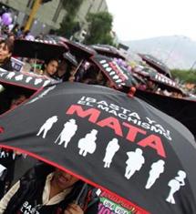 Protesta en Lima. | Efe