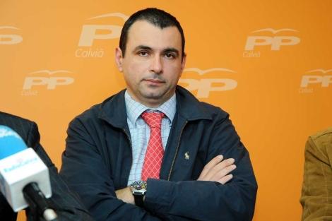 José Manuel Ruiz en una imagen de archivo.   Alberto Vera
