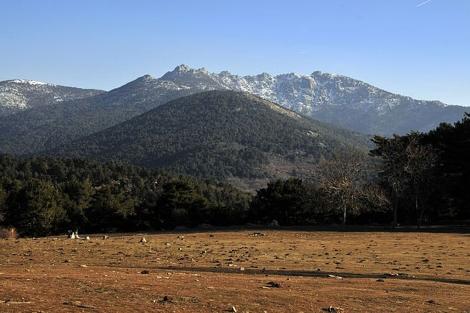 Siete Picos desde el Raso de la Hornilla | Marga Estebaranz