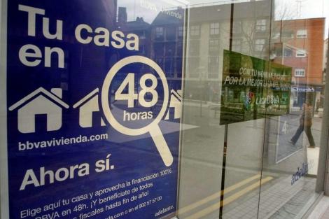 Campaña publicitaria para comercializar hipotecas de un banco. | Diego Sinova