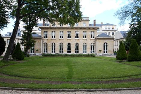 Hôtel Montesquiou de Fézensac, en París.