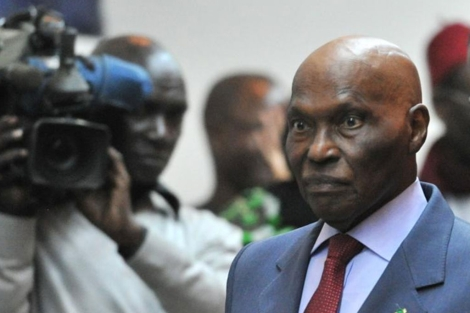 El presidente de Senegal, Abdoulaye Wade en Dakar. | AFP