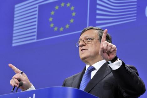 El presidente de la Comisión Europea, Jose Manuel Durao Barroso. | Afp