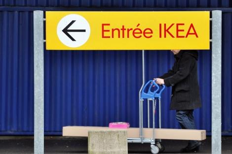 Una tienda de Ikea en Lomme, al norte de Francia. | Afp