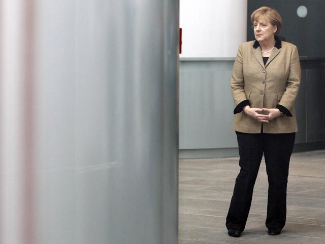 La canciller alemana, Angela Merkel. | Reuters