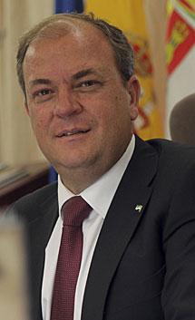 José Antonio Monago, en una foto de archivo.   Jero Morales
