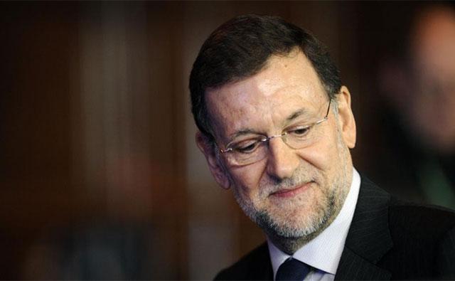 Rajoy, este jueves en la reunión del Consejo Europeo. | Afp