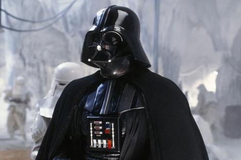 Fotograma de 'La guerra de las galaxias'.