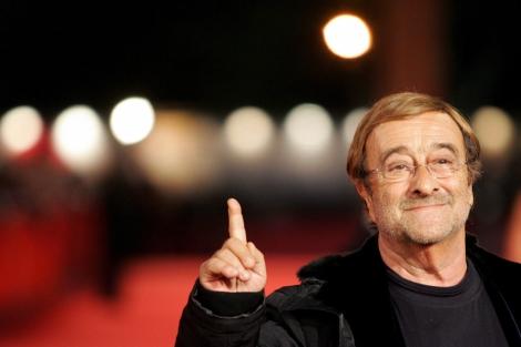 Lucio Dalla en el Festival de Cine de Roma de 2007.| Efe