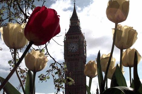 Imagen del emblemático monumento.
