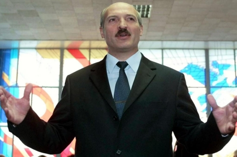 El presidente bielorruso, Alexander Lukashenko. | EL MUNDO
