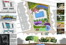 Plano del residencial. | EM
