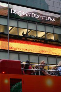 Sede de Lehman en Nueva York. | Afp