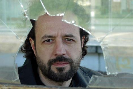 El autor gallego Xavier Queipo. | Ce Tomé (xavierqueipo.com)
