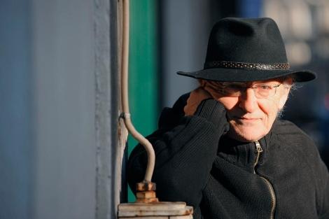 Jean Giraud en 2009.| Afp/Franck Fife