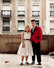 Madrid, 1990.   Miguel Trillo