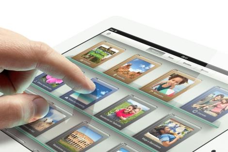 Imagen del nuevo iPad. | Apple