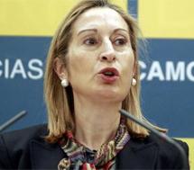 Ana Pastor, ministra de Fomento. | Efe