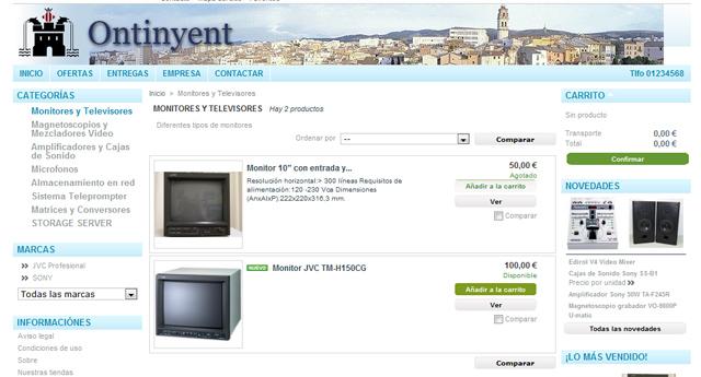 Tiendas De Muebles En Ontinyent.Se Vende Ayuntamiento Elmundo Es