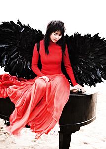 La pianista Yuja Wang. | Ical