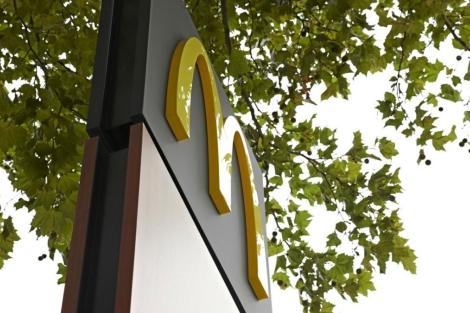 Logo de McDonald's. | ELMUNDO.es