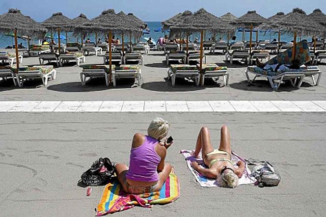 El turismo de sol y playa es uno de los principales activos del sector. | ELMUNDO.es