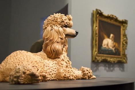 'Caniche' procedente del Museo Colección Berardo de Lisboa.  Efe