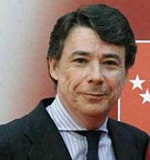 Ignacio González.  Efe