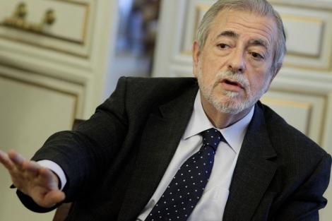 El secretario de Estado de Administraciones Públicas, Antonio Beteta.   Alberto di Lolli