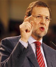 Mariano Rajoy. | Antonio Pastor