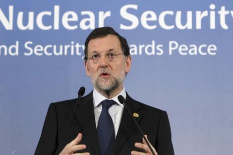 El presdiente del Gobierno, Mariano Rajoy. | Efe