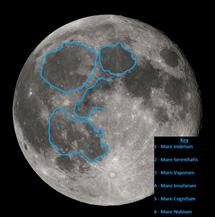 Un posible 'rostro de la Luna' | L. Viatour, Weeneldo