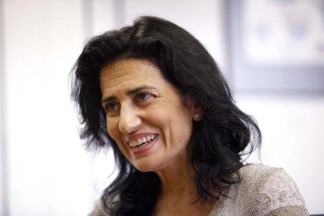 La ex consellera de Turismo de la Generalitat, Angélica Such. |