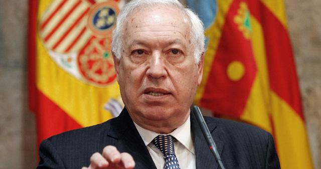 El Ministro de Asuntos Exteriores y Cooperación, José Manuel García-Margallo.| Efe