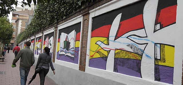 Mural Con Varias Fotos