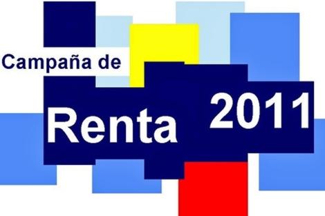 La Campaña de Renta 2011empieza oficialmente el 3 de mayo.
