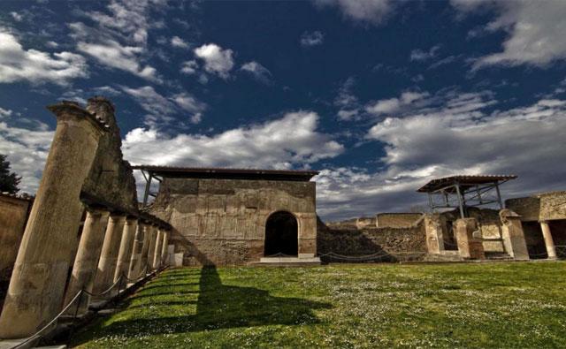 Ruinas de Pompeya. | Efe