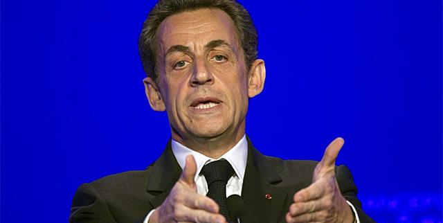 El presidente francés, Nicolas Sarkozy.   Reuters