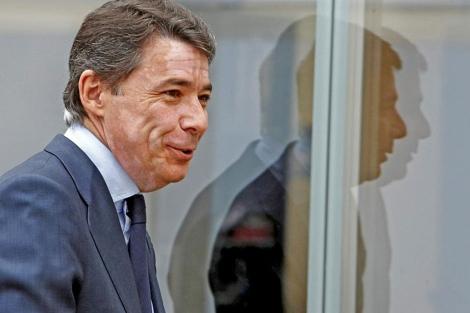 Ignacio González, en una imagen reciente. | Efe