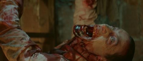 Fotograma de la película 'Rec3'.