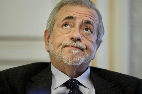 Antonio Beteta, en una fotografía reciente.   Alberto de Lolli