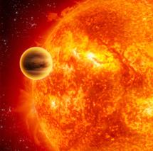 Planeta extrasolar | ESA, C. Carreau