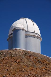 El telescopio de 3,6 m | ESO
