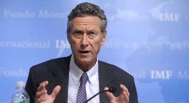 Foto de archivo del economista jefe del FMI, Olivier Blanchard. | Efe