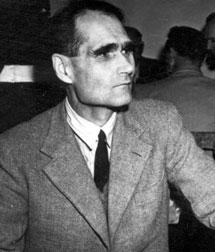 Hess, en 1946. | AP